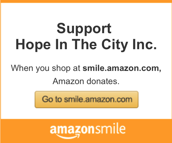 Shop Amazon Smile for HITC